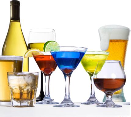 Apie gėrimus…