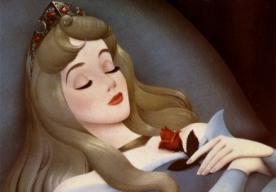 Apie miegančią gražuolę