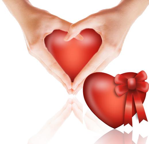 Su Šv. Valentino diena :)