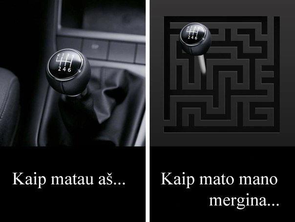 Vairavimo ypatumai