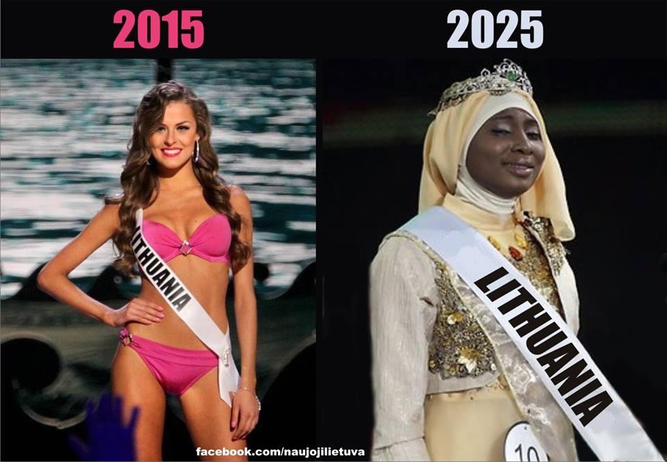 Miss Lietuva 2025