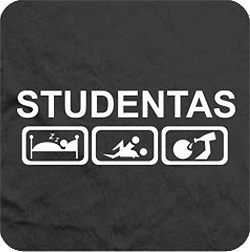 Studento dienoraštis