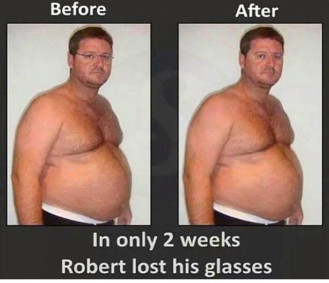 Dietos rezultatas